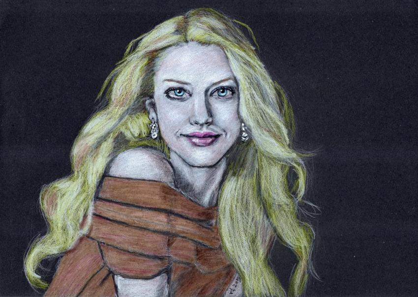 Amanda Seyfried by Vanessafari